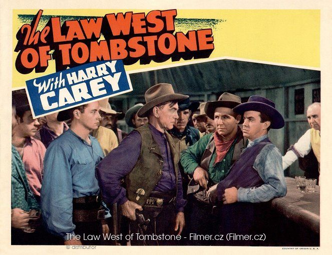 The Law West of Tombstone download