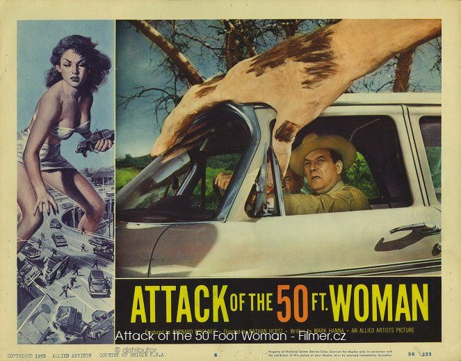Attack of the 50 Foot Woman download
