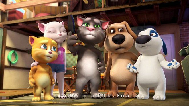 Talking Tom and Friends download