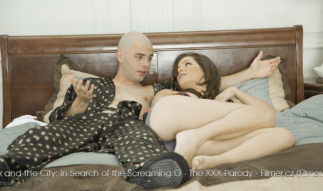 Sex and the City In Search of the Screaming O The XXX Parody download