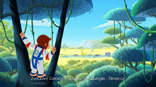 Curious George 3 Back to the Jungle download
