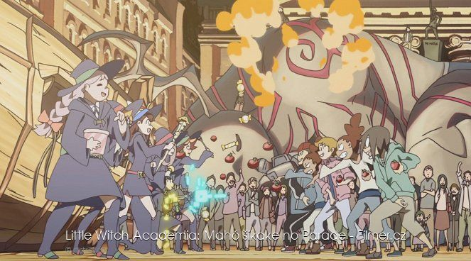 Little Witch Academia Mahō shikake no Parade download