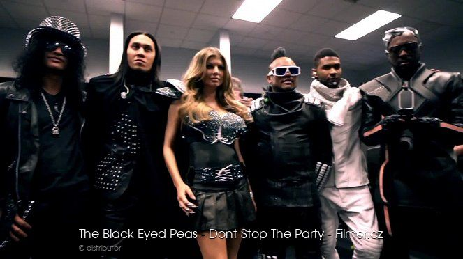 The Black Eyed Peas Dont Stop The Party download