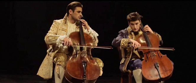 2Cellos Thunderstruck download