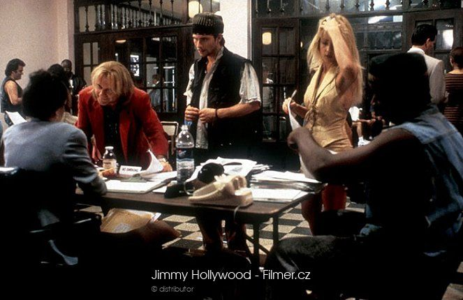 Jimmy Hollywood download