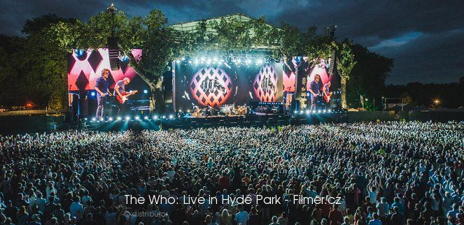 The Who Live in Hyde Park download
