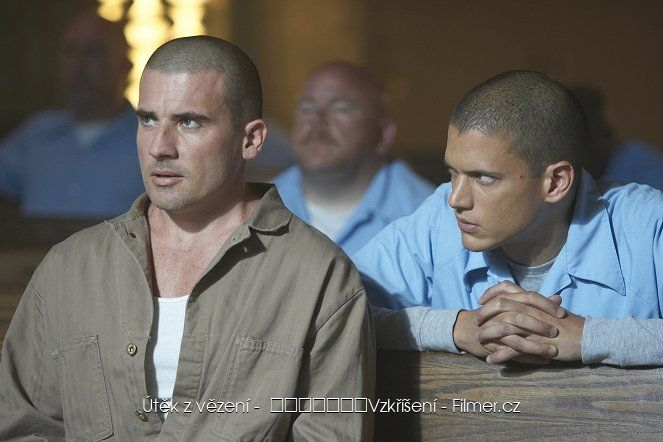 Útěk z vězení Prison Break Sequel série download