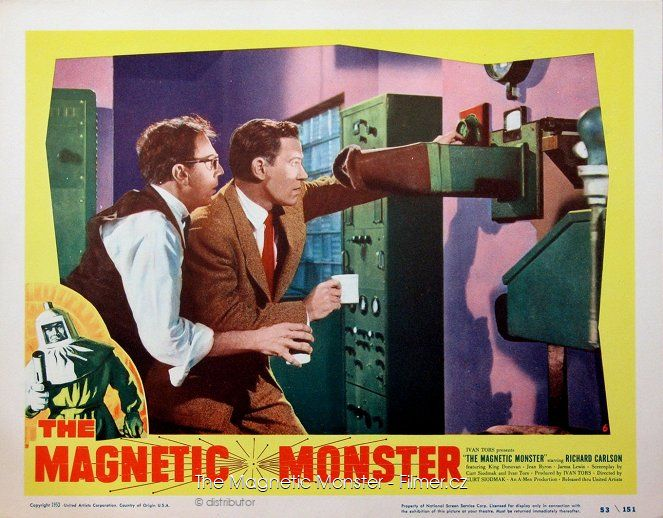 The Magnetic Monster download