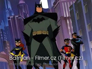 The New Batman Adventures download