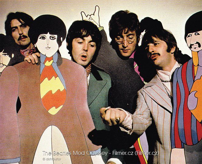 The Beatles Mod Odyssey download