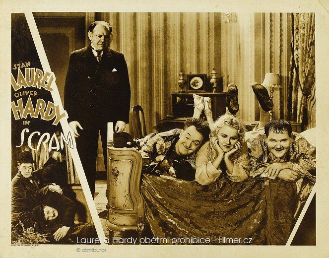 Laurel a Hardy obětmi prohibice download
