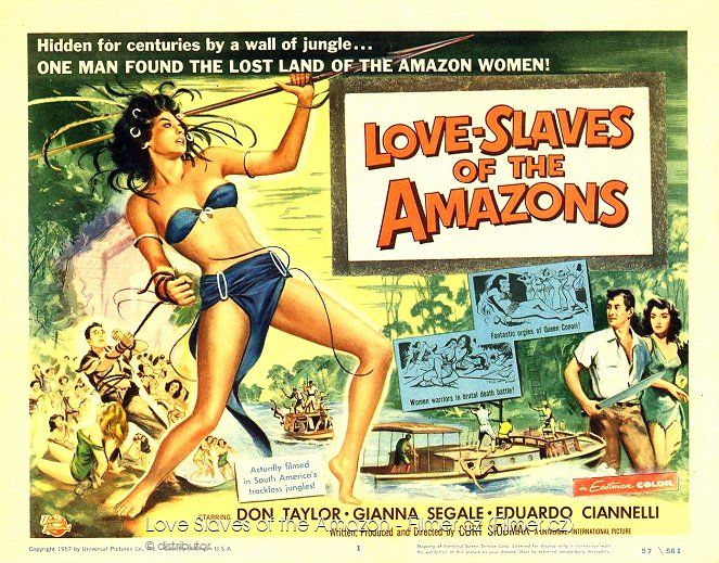 Love Slaves of the Amazon download