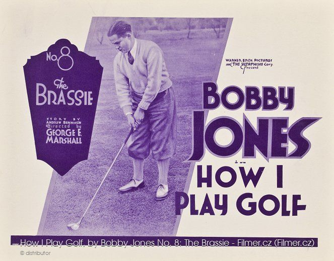 How I Play Golf by Bobby Jones No 8 The Brassie download