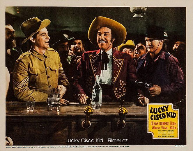 Lucky Cisco Kid download