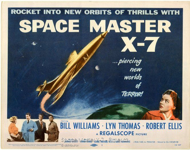Space Master X-7 download