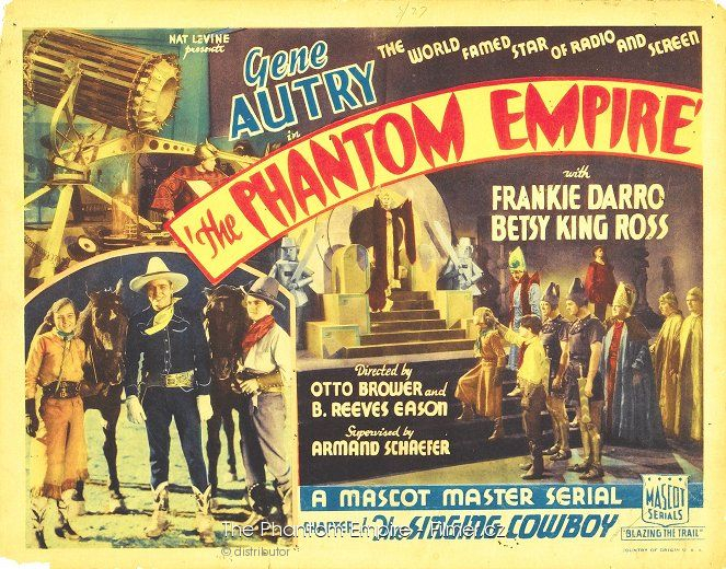 The Phantom Empire download