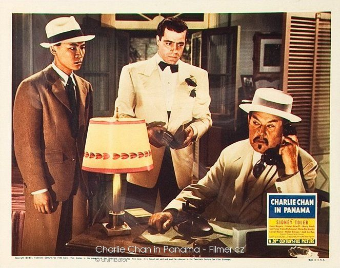 Charlie Chan in Panama download