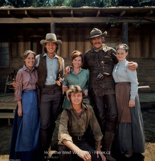 how the west was won tv series - 700×723