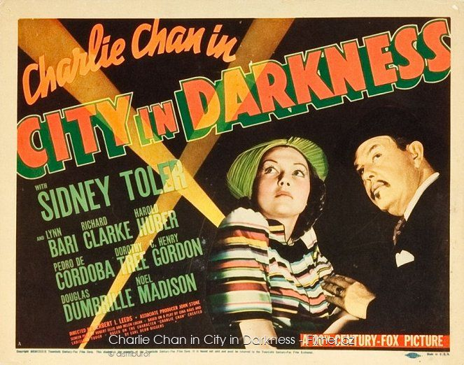 Charlie Chan in City in Darkness download
