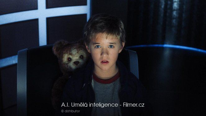 A.I Umělá inteligence download