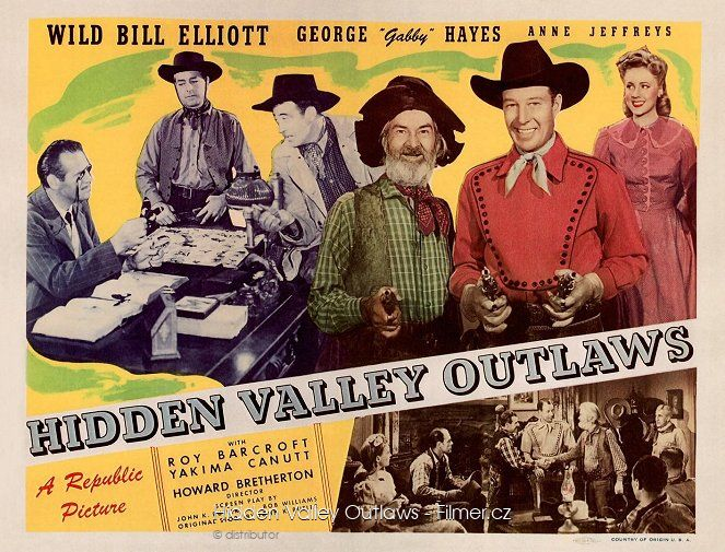 Hidden Valley Outlaws download
