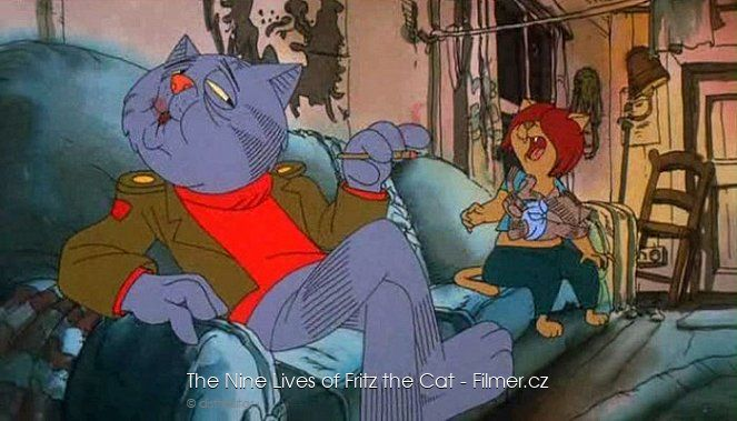 The Nine Lives of Fritz the Cat download
