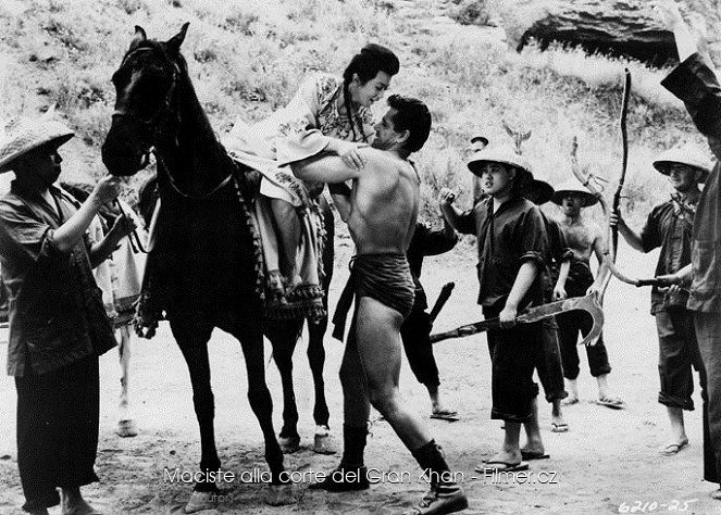 Maciste alla corte del Gran Khan download