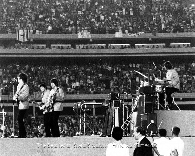The Beatles at Shea Stadium download