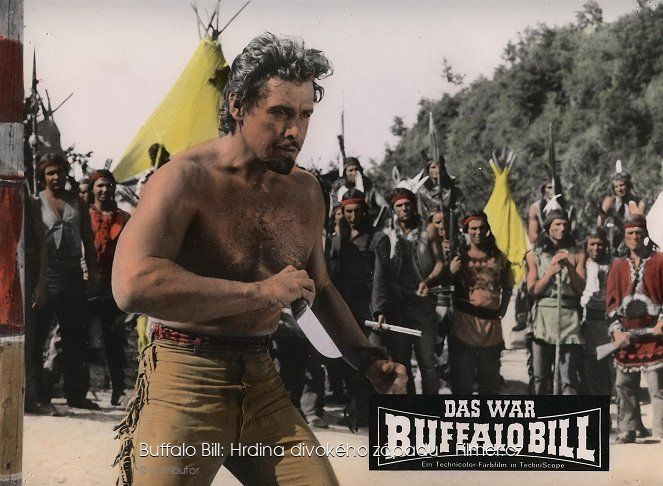 Buffalo Bill Hrdina divokého západu download