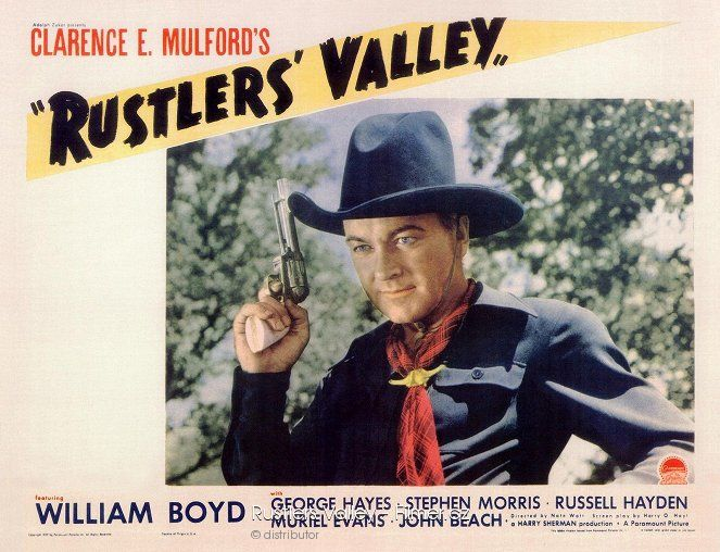 Rustlers Valley download