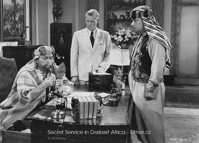 Secret Service in Darkest Africa download