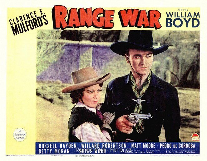 Range War download
