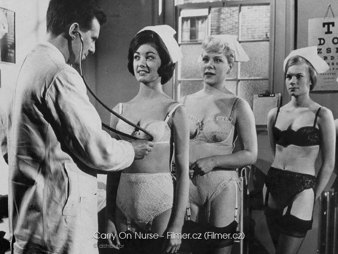 Carry On Nurse online