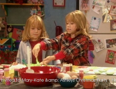 Youre Invited to Mary-Kate & Ashleys Christmas Party online
