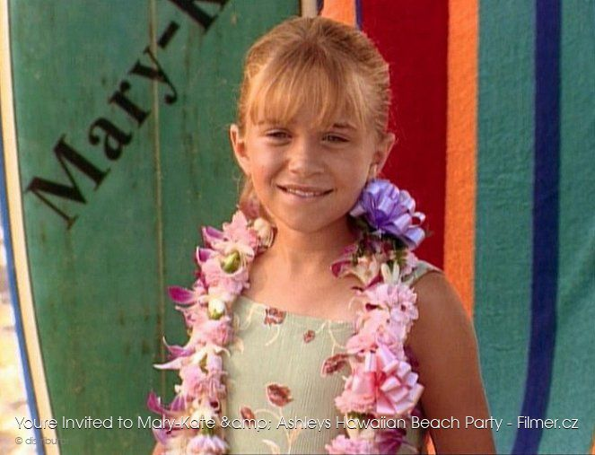 Youre Invited to Mary-Kate & Ashleys Hawaiian Beach Party online