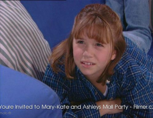 Youre Invited to Mary-Kate and Ashleys Mall Party online