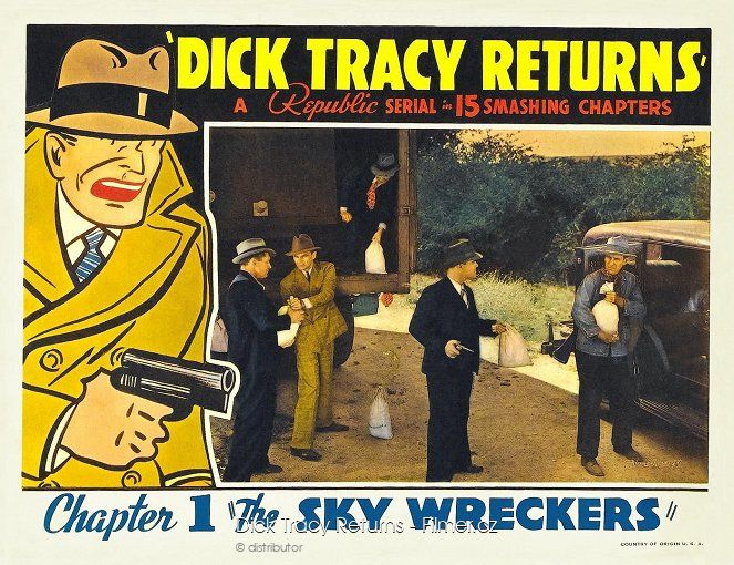 Dick Tracy Returns online
