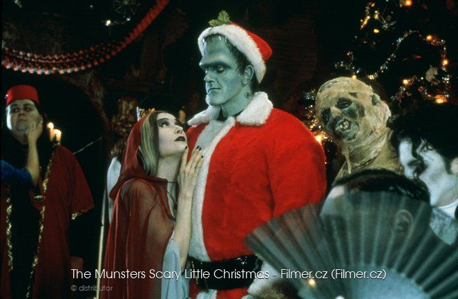 The Munsters Scary Little Christmas online