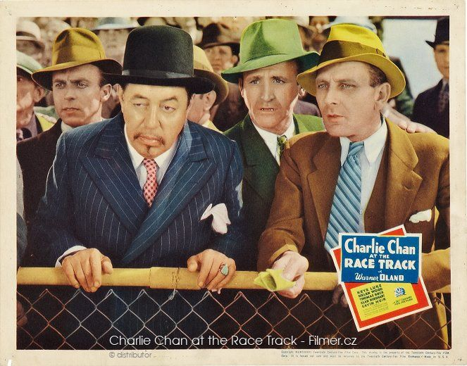 Charlie Chan at the Race Track online