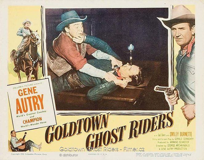 Goldtown Ghost Riders online