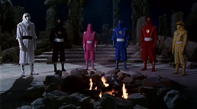 Power Rangers Film online