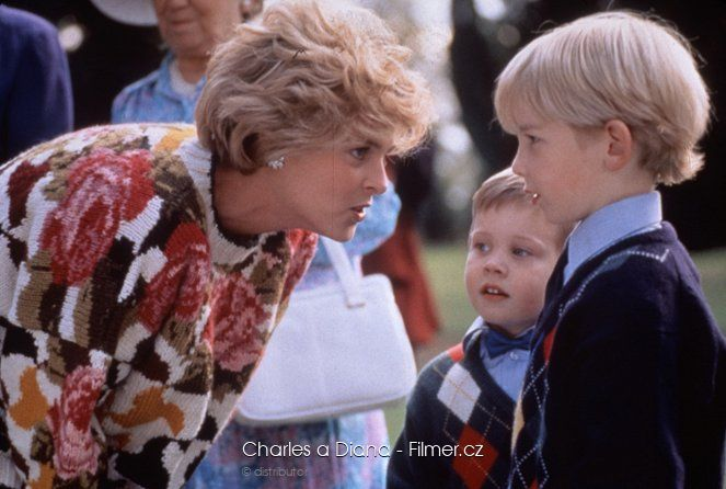 Charles a Diana online