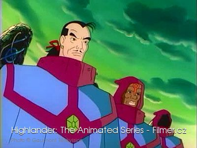 Highlander The Animated Series online