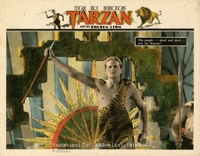 Tarzan and the Golden Lion online