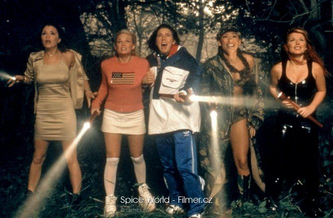 Spice World online