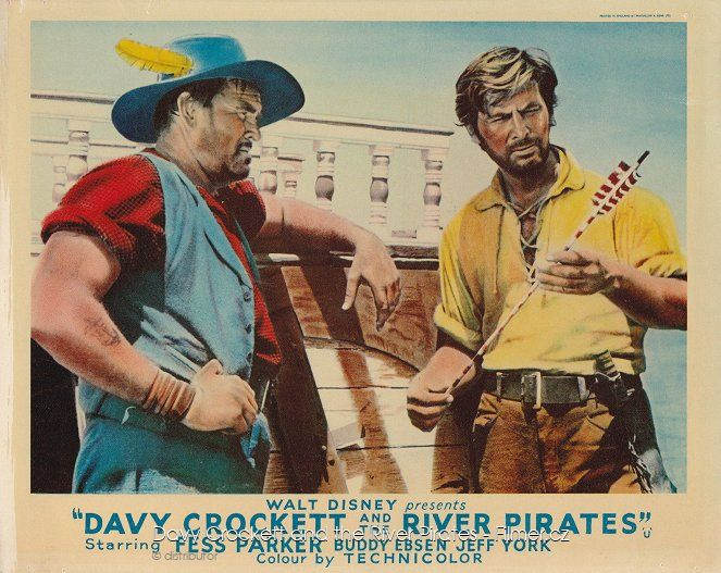 Davy Crockett and the River Pirates online
