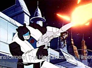 Transformers The Headmasters online