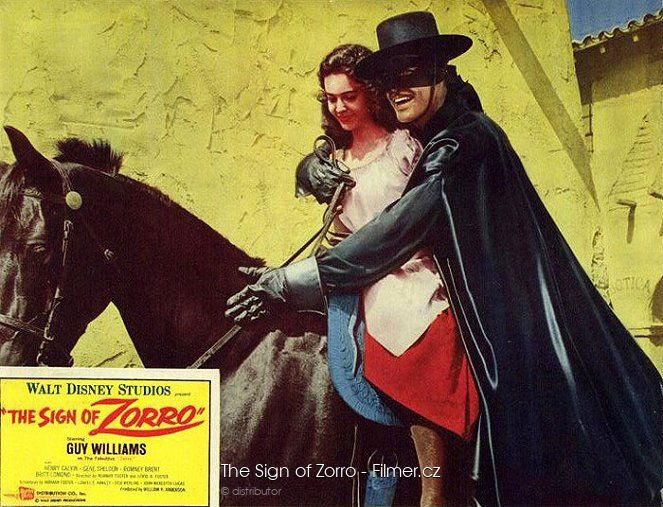 The Sign of Zorro online