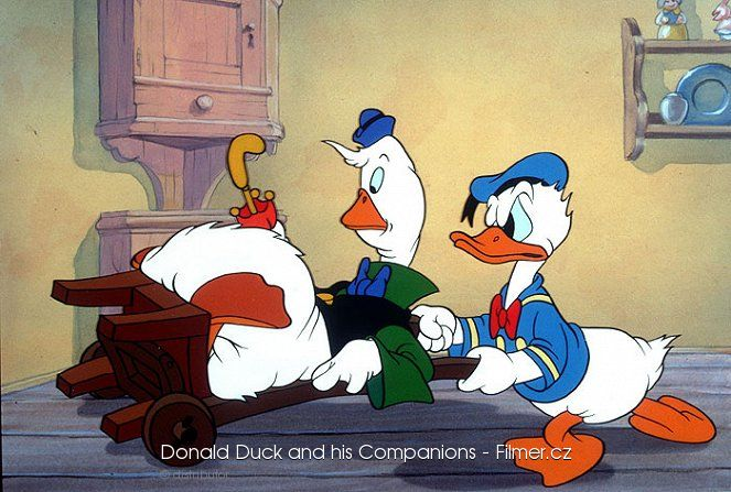 Donald Duck and his Companions online