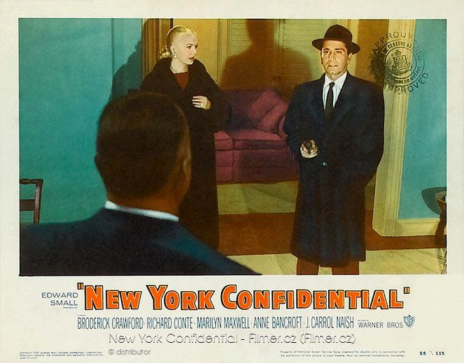 New York Confidential online